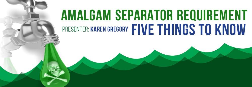 Amalgam Seperators webinar