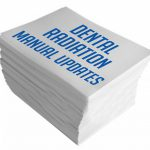 dental radiation Manual updates 2016