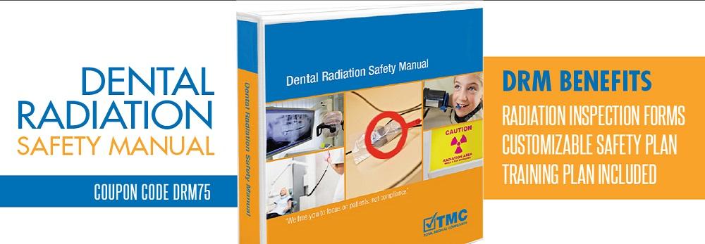 NC dental Radiation compliance manual