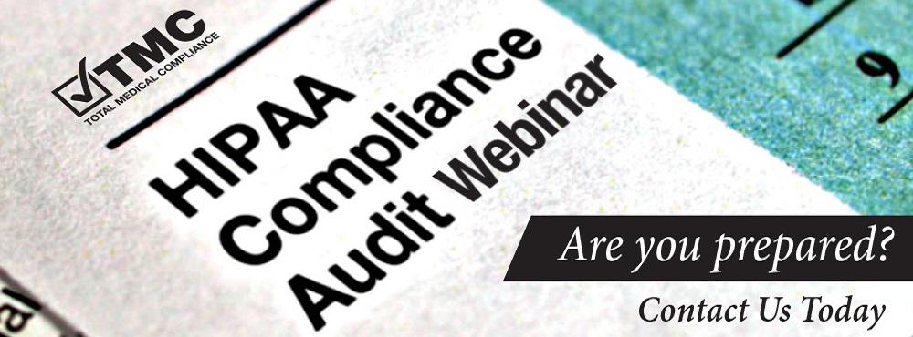 HIPAA Audit webinar