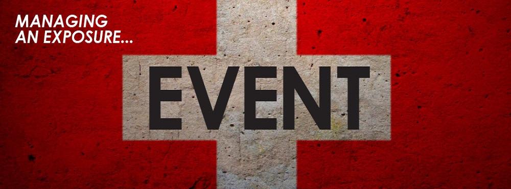 managing an exposure event OSHA