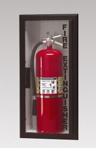 fire extinguisher safe storage and handling