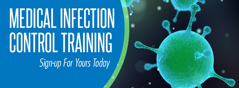 medical infection control trianing
