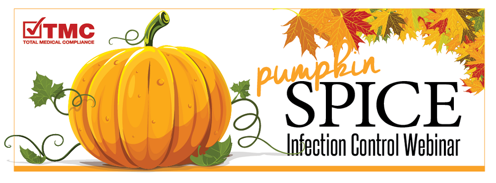 October SPICE medical infection control trianing