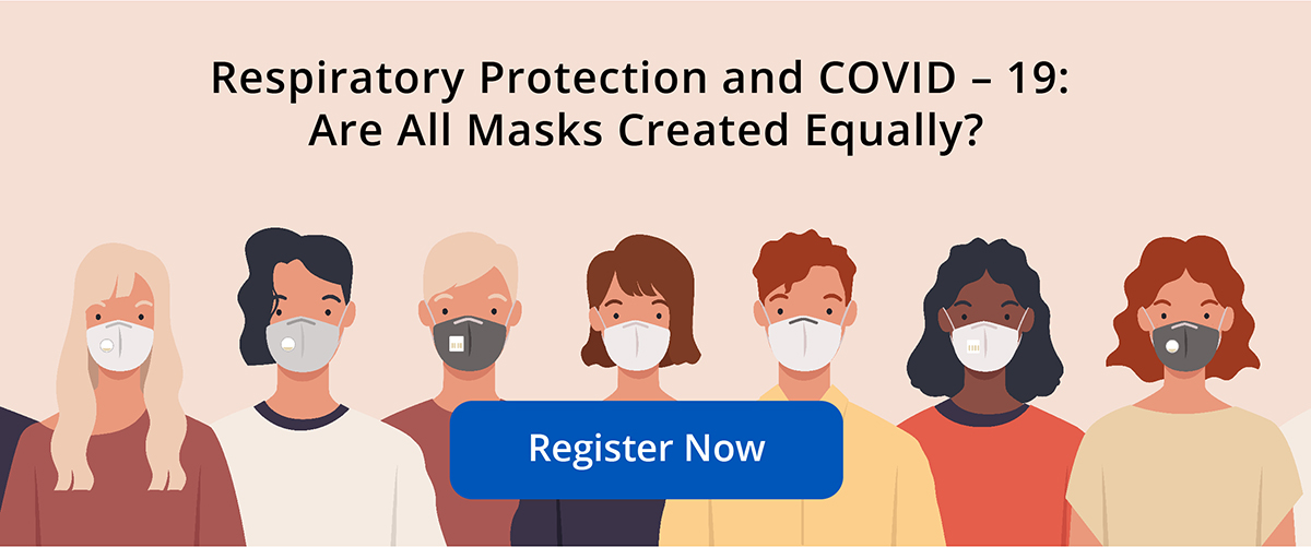total medical compliance COVID-19 webinar on masks