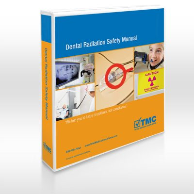 dental radiation safety compliance manual