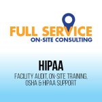 HIPAA On-site service