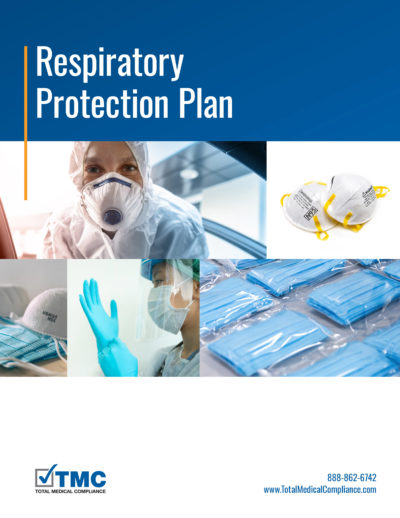 Written Respiratory Protection Plan cover
