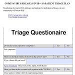 Triage Questionaire pdf fillable2020