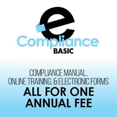 eCompliance Basic program OSHA & HIPAA