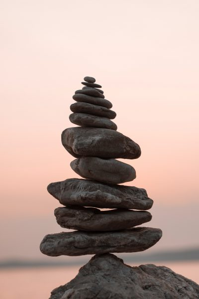 mental health course-rocks