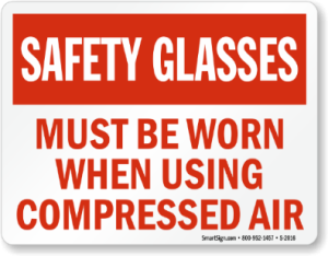 compressed gases safe storage and handling